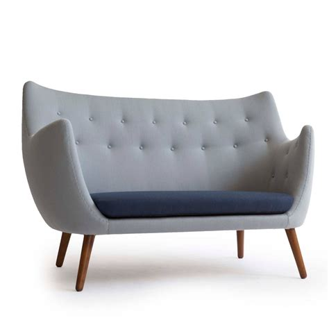 finn juhl poet sofa for niels vodder at 1stdibs
