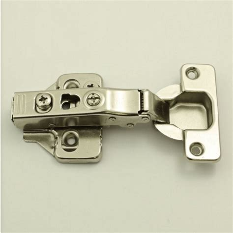 Types Of Cabinet Hinges by Cabinet Hinges Types Modern Kitchen With Nickel Cabinet