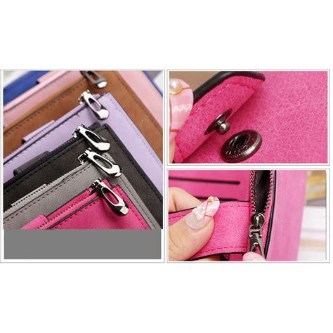 Dompet Bag dompet kartu clutch bags wanita pink jakartanotebook