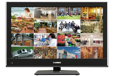 32 widescreen hd tv monitor for security dvr