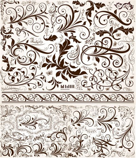 european pattern background european pattern background vectors download free