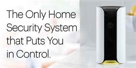 canary home security system currys