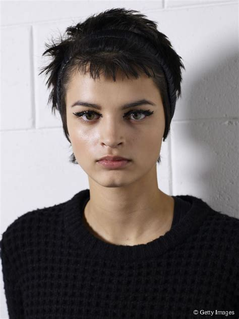 how to style a messy pixie 11 best my first board images on pinterest hair cut