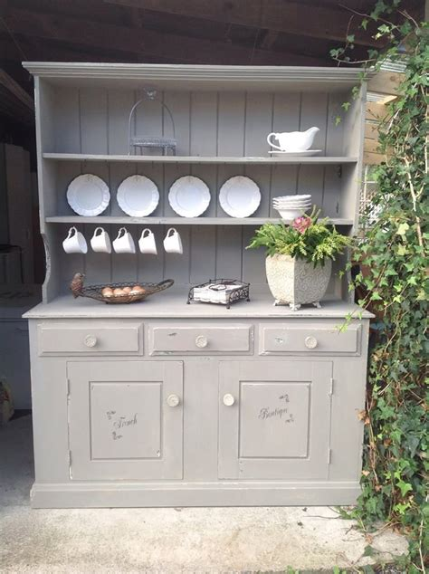 kitchen annie sloan chalk paint in french linen i did french linen a lovely kitchen hutch finished in french linen chalk
