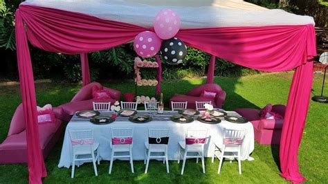 Party Packages   Party Setups  Birthday Party Ideas