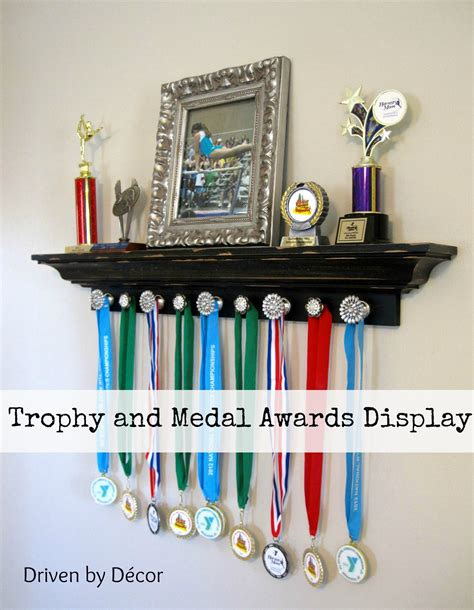 Medal And Trophy Display Cabinets by Best Woodworking Planes To Trophy Shelf Plans Wooden