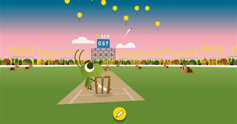 cricket highest score what s your high score on doodle s cricket