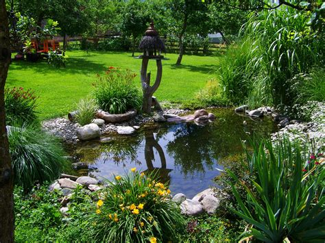Im Garten by Wasser Im Garten Was Tun Wenn Es Pl 228 Tschern Soll