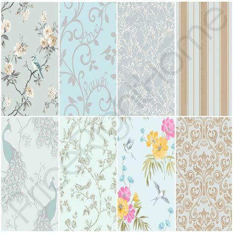 charming duck egg blue bedroom curtains floral scroll fine decor duck egg teal wallpaper floral birds flowers
