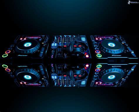 dj console pioneer dj console