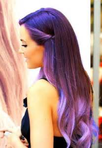 violet purple hair color 26 mistery plum aubergine hair color