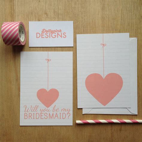 be my ideas will you be my bridesmaid ideas secret wedding