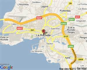 La Rochelle France Map by La Rochelle France Map Bing Images