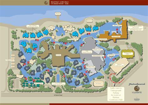 jumeirah resort map madinat jumeirah which one mina a salam or al qasr