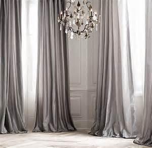 Grey Room Curtains Best 25 Silk Curtains Ideas On Curtains Drapery Ideas And Luxury Curtains