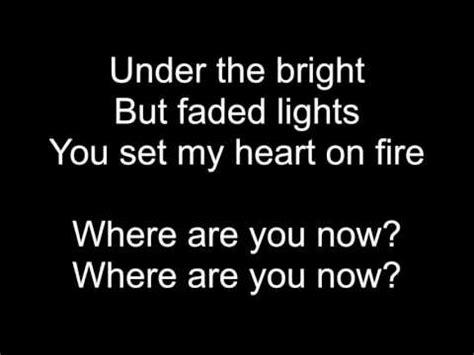 alan walker faded lyrics alan walker faded letra youtube
