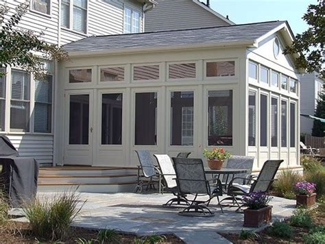 three season porch plans screen porch vs 3 season room which do you prefer and why