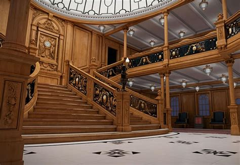 Titanic Interior by Inside Titanic 2 Totallycoolpix
