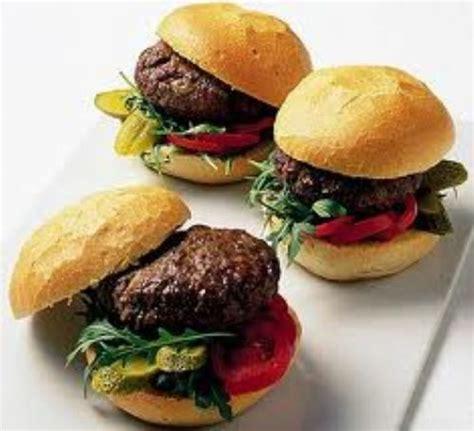 Handmade Burgers Recipe - burgers recipe