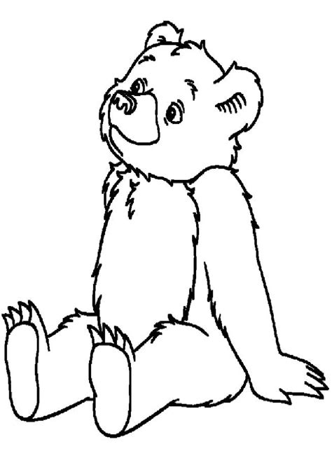 little bear coloring book high quality coloring pages