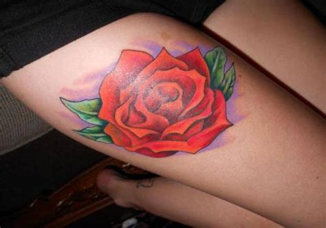 26 elegant rose tattoos for women creativefan