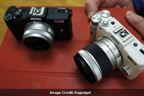 lightweight pentax q interchangeable lens camera for pre