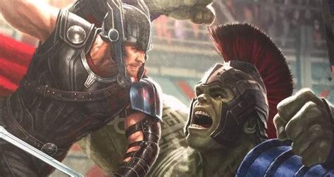 thor ragnarok plot synopsis confirms thor vs hulk battle thor ragnarok is the first of hulk s three movie arc