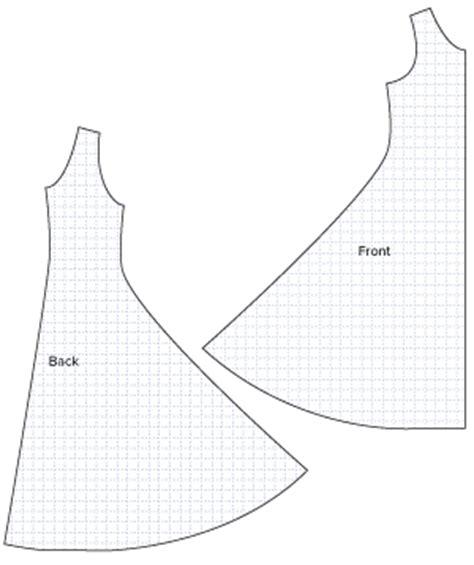 jersey pattern pdf jersey knit flare dress pdf sewing pattern by angela kane