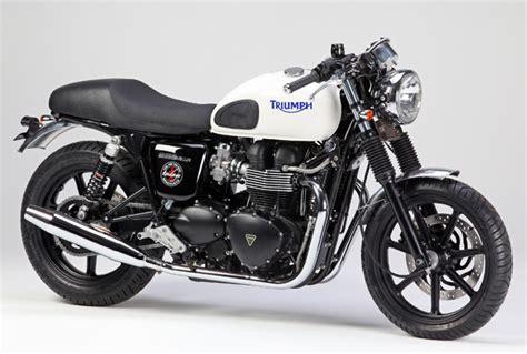 Motoräder Triumph by Bonneville Tridays Ed Modellnews