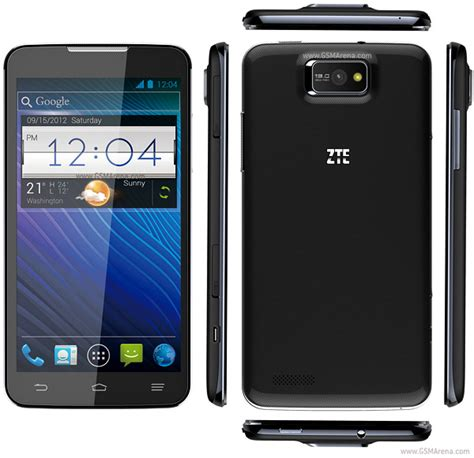 Hp Zte Grand S zte grand memo v9815 pictures official photos