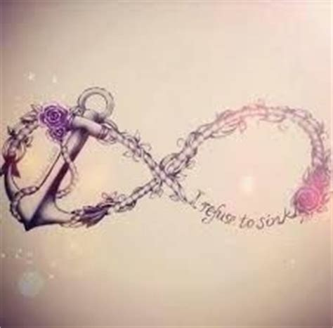 I Refuse To Sink Bible Verse by 25 Best Ideas About Infinity Anchor On Anchor