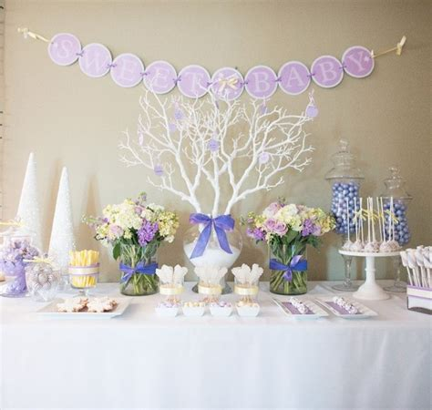 Winter Themed Baby Shower Ideas by Winter Themed Baby Shower Theme
