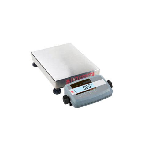 ohaus bench scale ohaus d51p100ql5 defender 5000 bench scale capacity 100kg