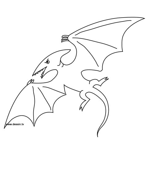 Coloring Pterodactyl Pterodactyl Coloring Pages