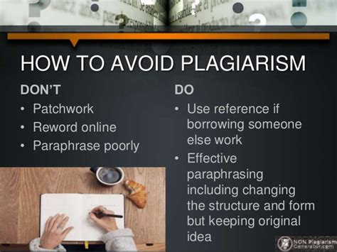 Patchwork Plagiarism - how to plagiarize without getting by turnitin