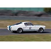 Ford Shelby Mustang GT350  Chassis SFM6S508 Driver