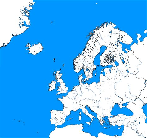 blank map directory all of europe alternatehistory wiki