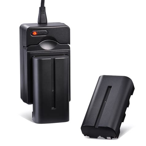 Charger Sony Np With Steker Uch 10 Original 100 Ori Usb Fas 2x 2200mah replacement li ion battery charger for sony np f550 f570 f530 tk201 ebay