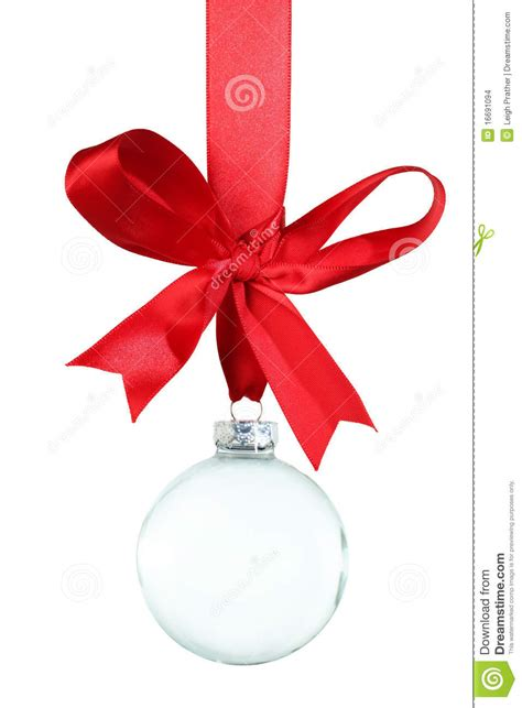 empty christmas ornament stock photo image of glass