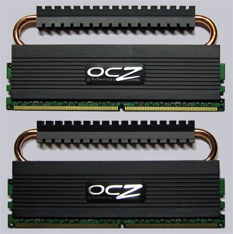 Ram Ocz ocz 2gb kit pc2 8500 ddr2 1066 reaper hpc edition memory