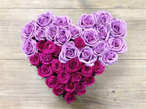fresh floral heart diy tutorial flower heart diy tutorial bloompop