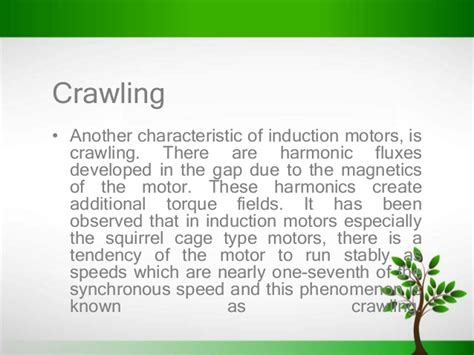 define crawling of induction motor cogging and crawling of induction motor pdf free also gifted java by