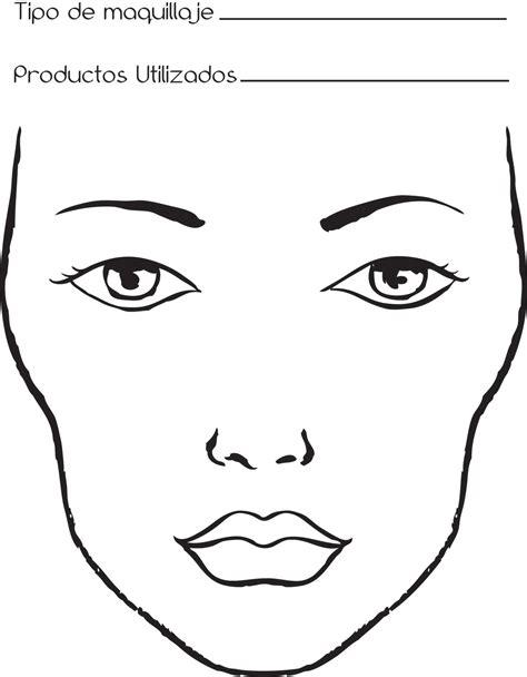 imagenes para pintar la cara dibujos de caras dibujos
