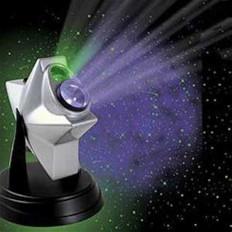 Galaxy Ceiling Projector by Laser Projector Fills Room With Some Sparkling