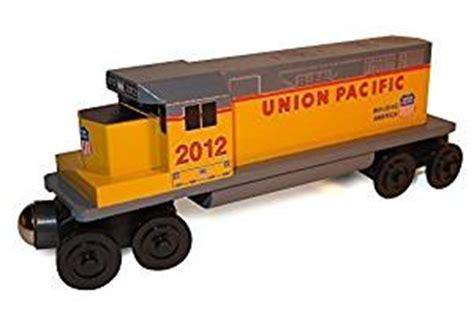 amazoncom union pacific gp  diesel engine wooden toy