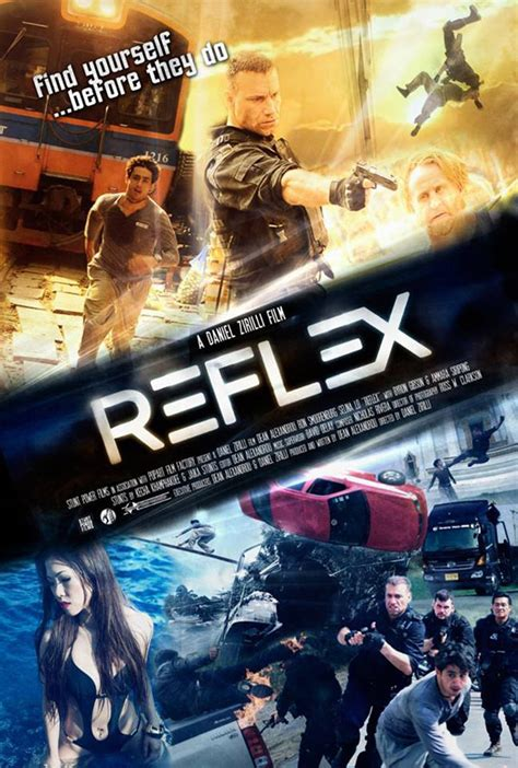 Time Rush 2016 Film Reflex Daniel Zirilli 2014 Scifi Movies