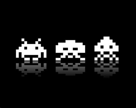 Space Invaders by Nasa Finds A Space Invader Universe Today