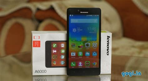 Lenovo A6000 review ? 4G and Dolby at an affordable price