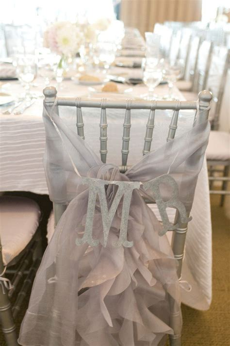 147 best images about Wedding Chairback Decorations on