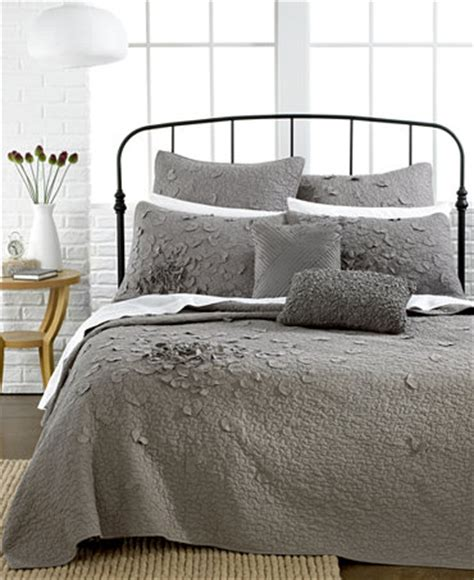 macys bedding quilts closeout nostalgia home petals quilt collection quilts